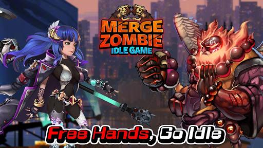 Merge Zombie: idle RPG 1.6.2 screenshots 8
