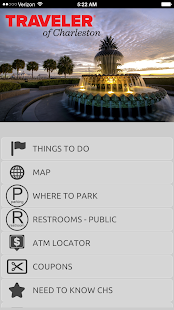Exploring Charleston SC - screenshot thumbnail