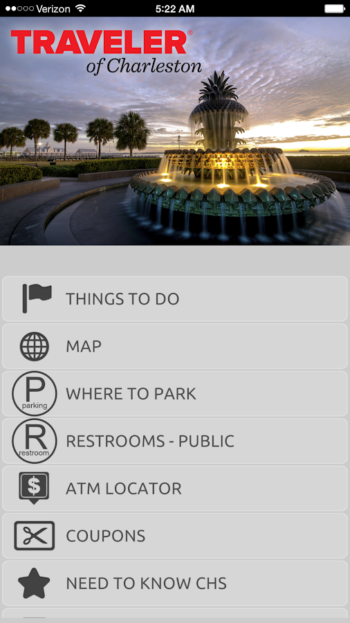 Exploring Charleston SC- screenshot