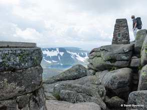 Photo: The Stuic from Summit of Lochnagar
