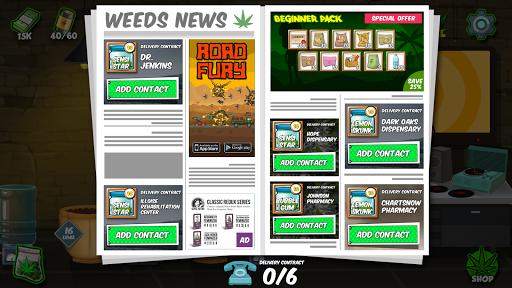 Weed Tycoon 2 : Legalization 1.4.38 screenshots 6