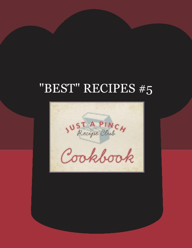 """BEST"" RECIPES   #5"