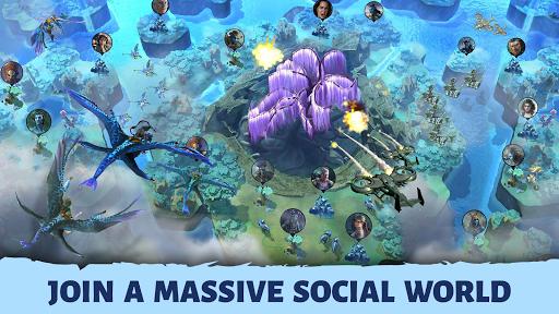 Avatar: Pandora Rising™- Build and Battle Strategy  screenshots 2