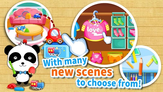 Baby Panda Gets Organized 8.43.00.10 Android Mod APK 3