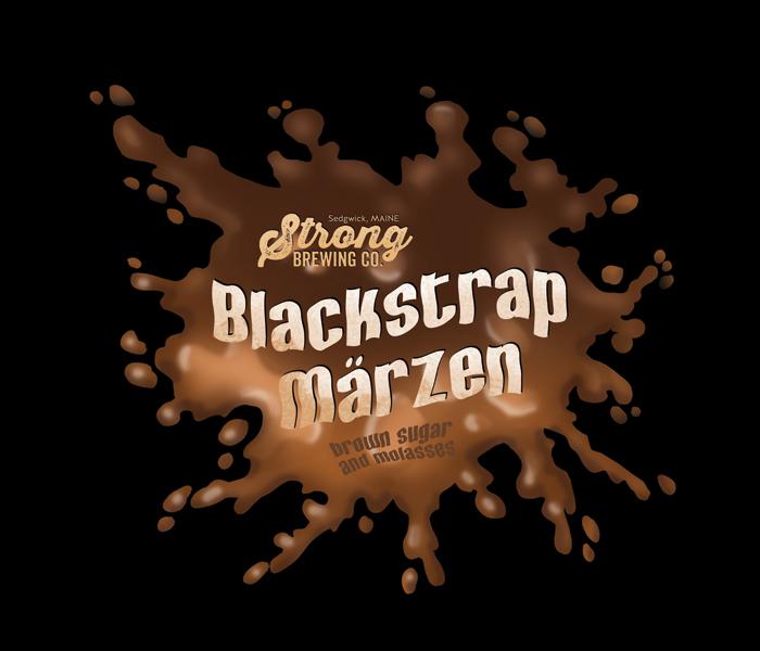 Logo of Strong Blackstrap Marzen