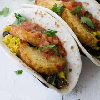 Southwest Breakfast Tacos