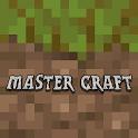 Master Craft: Building & survival simulator games! icon