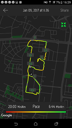 Running Distance Tracker + 2.0.5 screenshot 2088614