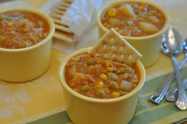 N.e. Ohio Almost, Kinda Brunswick Stew Light Recipe