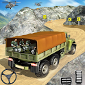 US Military Transport Simulator: Army Truck Driver icon