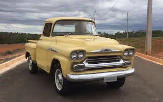 Chevrolet Apache Rent Minas Gerais