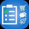 Einkaufsliste Plus icon