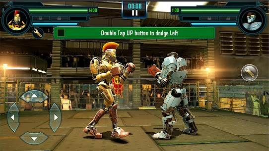 Real Steel World Robot Boxing Apk Mod Dinheiro Infinito- 8
