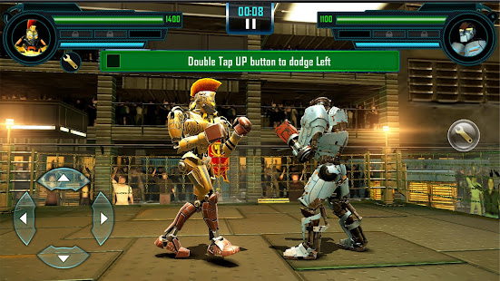 Game Real Steel World Robot Boxing APK for Windows Phone