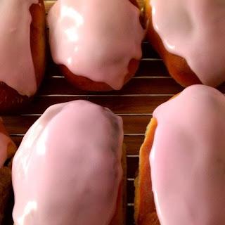 Kiwi Style Iced Buns