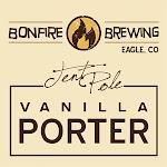 Bonfire Tent Pole Vanilla Porter