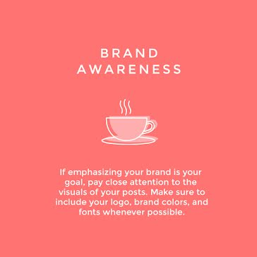 Brand Awareness - Instagram Post Template