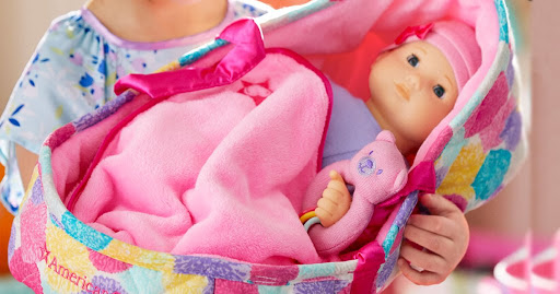 American Girl Bitty Baby Set Only $17.99 on Zulily (Regularly $36)