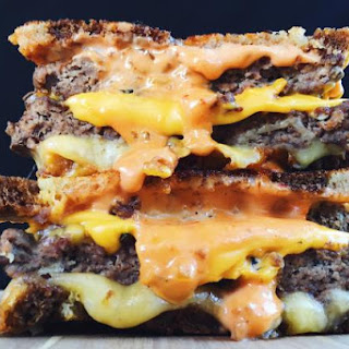 Steak 'n Shake's Frisco Melt Copycat Sandwich