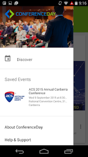 ConferenceDay ~Event Programs- screenshot thumbnail