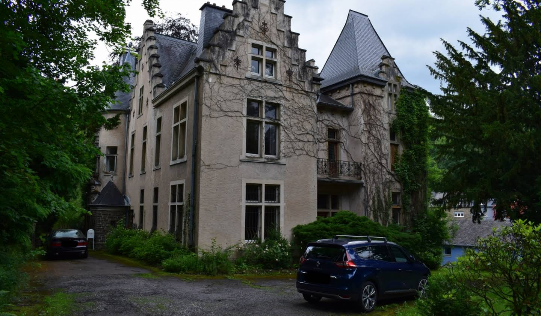 Château classé monument historique Clervaux