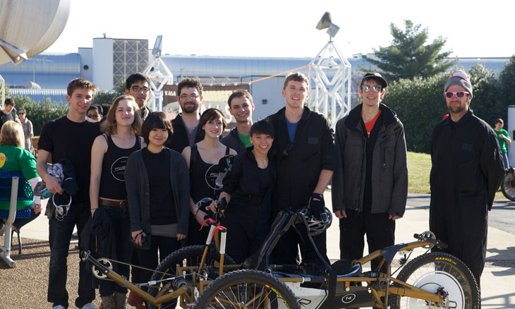 Building a Better Buggy: RISD Students Reach for the Moon
