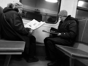 Photo: Reading #1