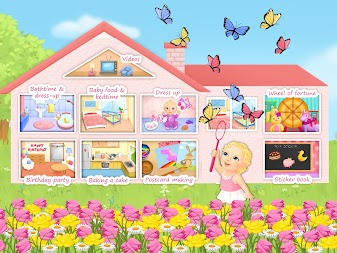 Sweet Baby Girl - Dream House and Play Time APK screenshot thumbnail 11