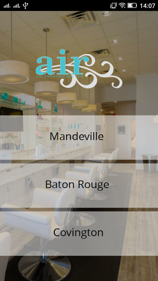 Air Salon & Blow Dry Bar- screenshot