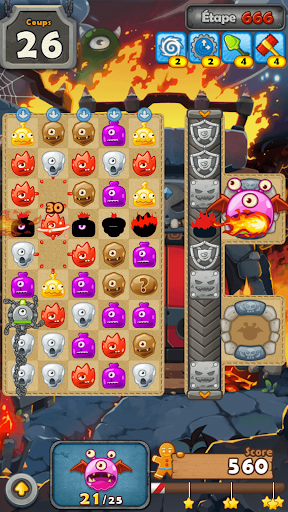 Code Triche Monster Busters APK MOD screenshots 3