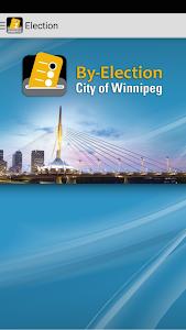 Winnipeg Elections screenshot 0