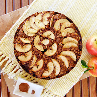An Apple A Day- Applesauce Cake.