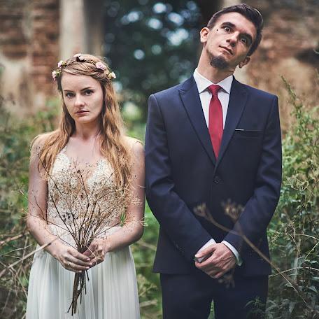 Wedding photographer Grzegorz Ciepiel (ciepiel). Photo of 22.10.2017