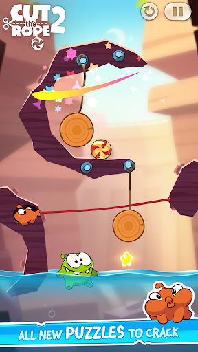 Cut the Rope 2 apkpoly screenshots 3