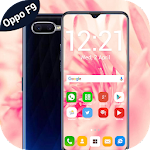 Oppo F9 Theme, Launcher; Oppo F9 theme & wallpaper 1.0.2