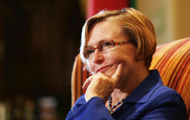 Helen Zille. Picture: THE TIMES