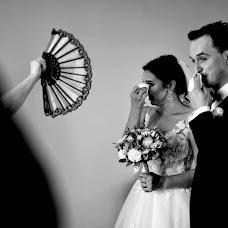 Wedding photographer Wojtek Hnat (wojtekhnat). Photo of 29.06.2019