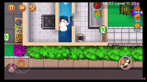 Quoqq Robbery Bob 2 screenshot 1