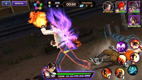 The King of Fighters ALLSTAR Apk Download For Android and Iphone 6