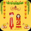 Hindu Wedding Invitation Cards icon