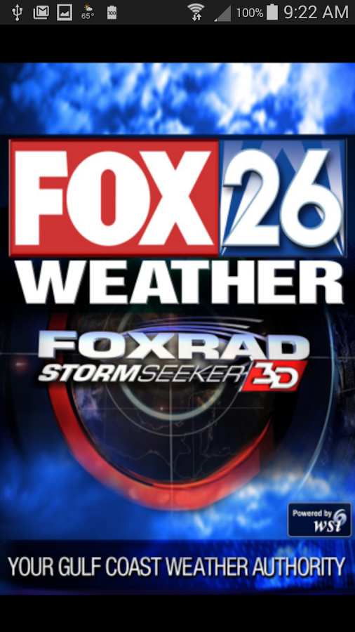 Houston Weather - FOX 26 Radar- screenshot