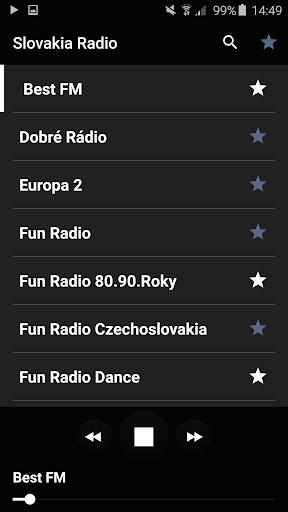 スロバキアのラジオ