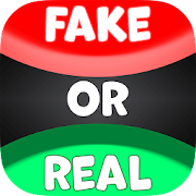 Real or Fake Test Quiz | True or False | Yes or No