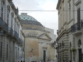 Photo: San Giovanni Rotonda, Lecce