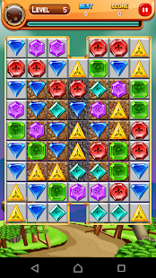 Jewels Match Puzzle 2017 - náhled
