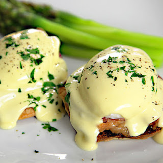 Foolproof 2-Minute Hollandaise.