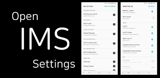 IMS Settings launcher Samsung (Enable VoLTE) – Apps on Google Play