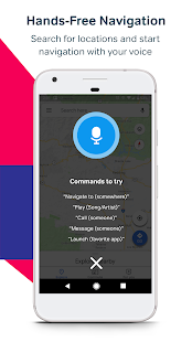 Drivemode: Handsfree Messages And Call For Driving Screenshot