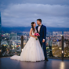 Wedding photographer Daniela Galdames (danielagaldames). Photo of 16.05.2018