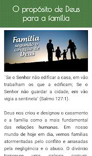 Pregaçôes sobre família - náhled